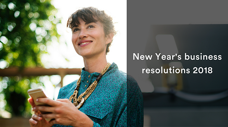 Investly New Year's business resolutions 2018