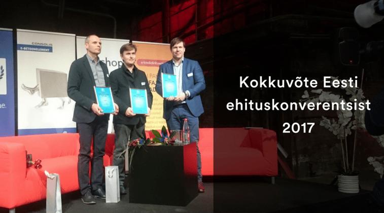 Kokkuvõte Eesti ehituskonverentsist 2017