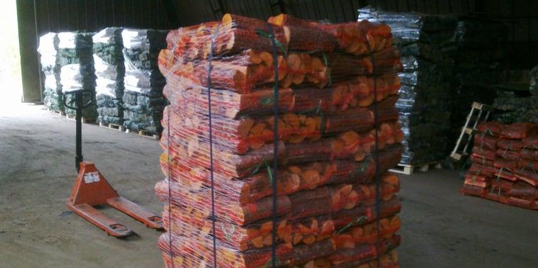 Küttepuude tarbimises on hooajaline, mis paneb ettevõtte rahavood külmemal ajal surve alla