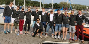 Investly team event in Tallinn Bay