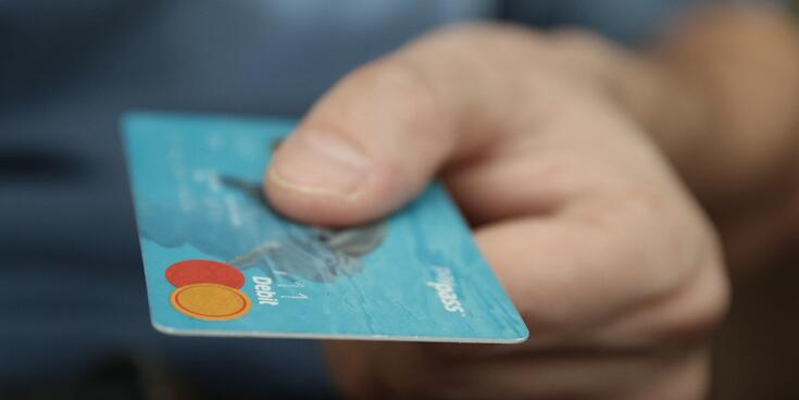 Small business customers expect to pay by card online