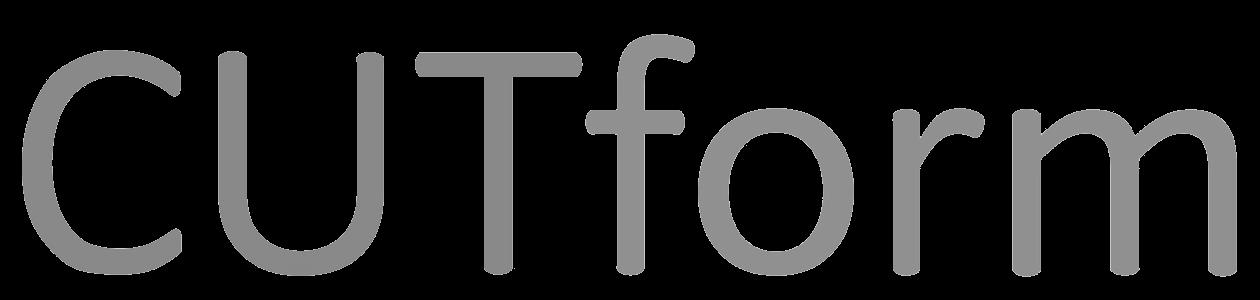 cutform logo