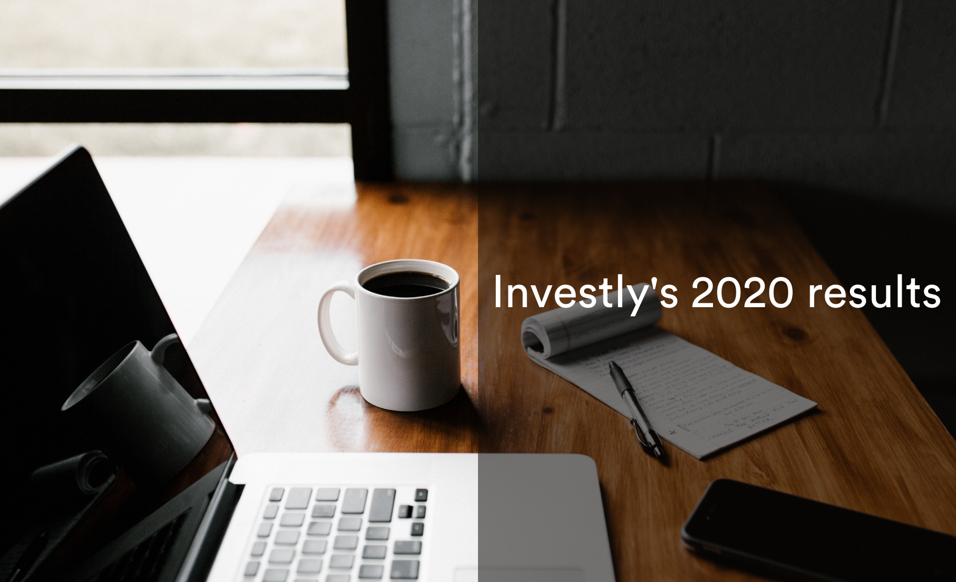 Investly's 2020 results