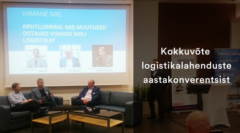 Kokkuvõte logistikalahenduste aastakonverentsist