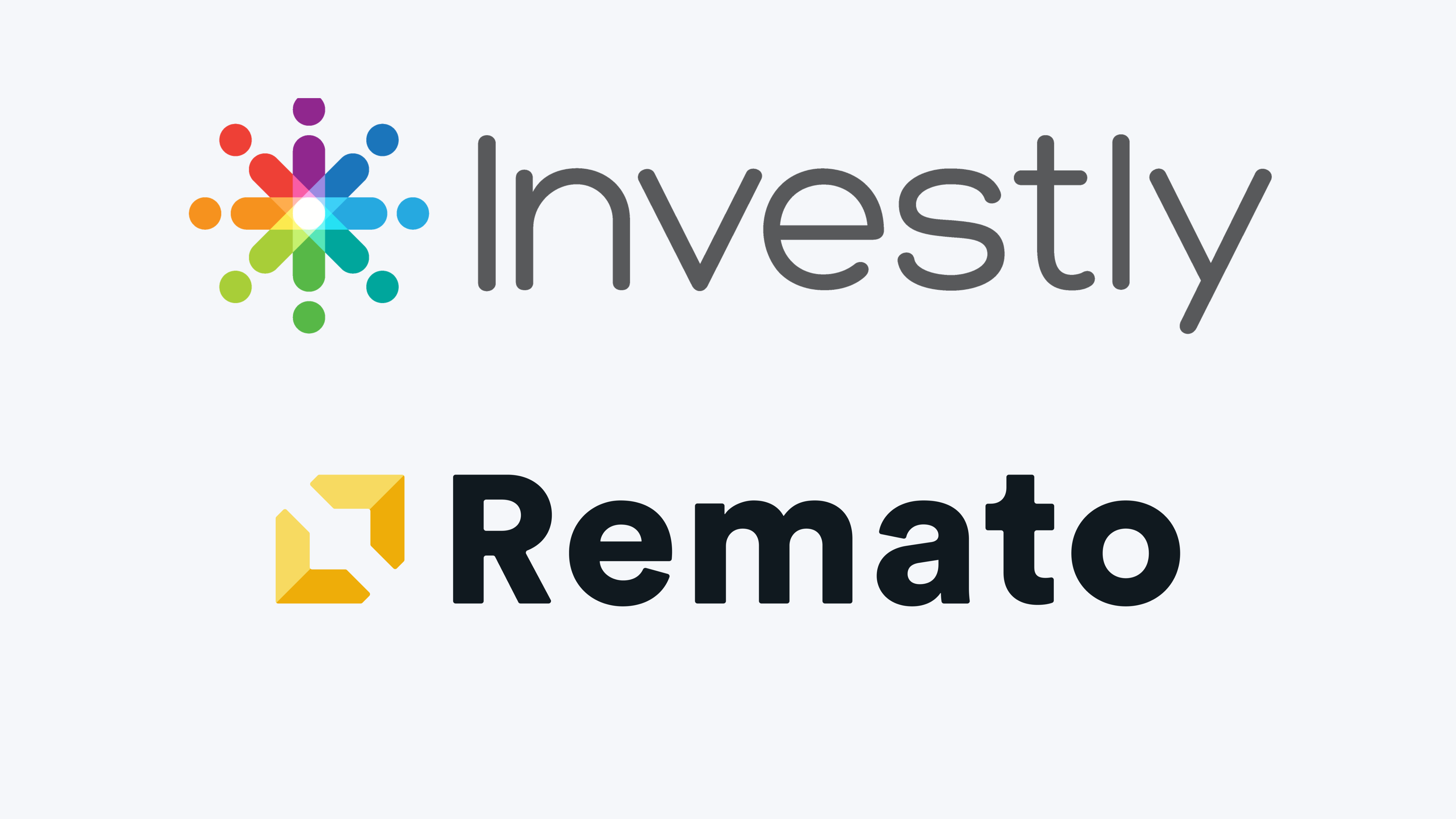 Factoring platform Investly and construction software startup Remato start cooperation